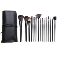 15Pcs Soft Makeup Brushes Professional Cosmetic Make Up Brush Tool Kit Set With Bag High Quality