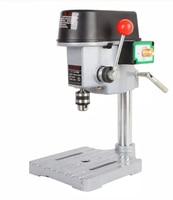 High accuracy Mini Rotary Drill Press Bench Tools 0.6mm 6.5mm 120W 220V