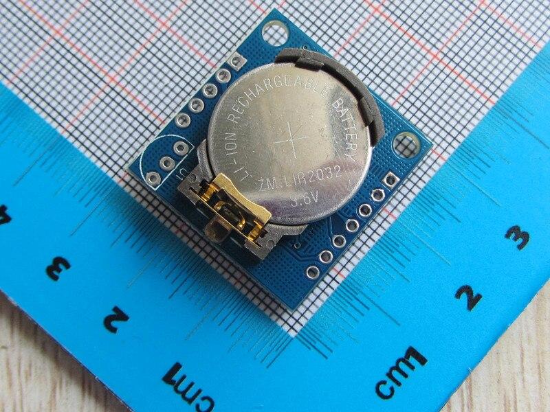 High Quality Orginal 1pc Electronic Building Blocks Tiny RTC I2C Module 24C32 Memory DS1307 Clock