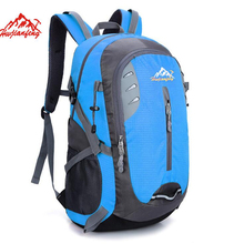 2017 New Outdoor Climbing Backpacks Large-Capacity School Bag Travel Backpacks Men Sport  Mountaineering Backpacks S018