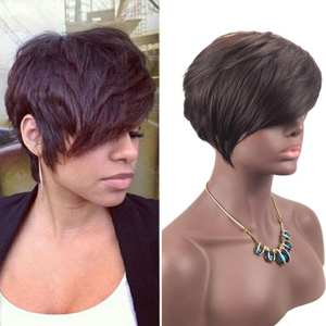 top 10 largest short hairstyle black women list