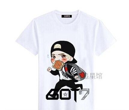 GOT7 Cartoon T-Shirt