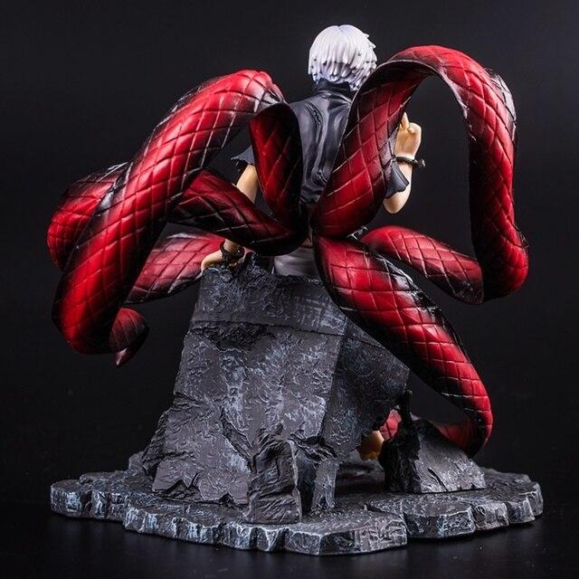 Figura de Ken Kaneki sentado de Tokyo Ghoul (22cm) Figuras Tokyo Ghoul