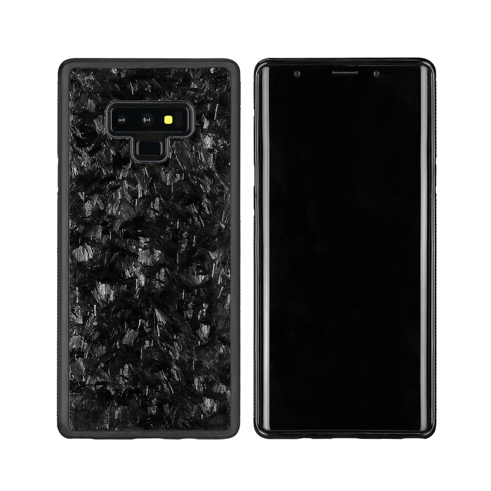 Forged Case for Samsung Galaxy Note 9 Case with Full Protection Cover Forged Carbon Fiber Case for Samsung Note 9 Case 6.4inch