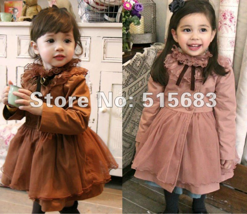 Toddler Girl Coats Photo Album - Reikian