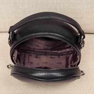 Image 5 - Sac à main en cuir véritable pour femmes, sac à bandoulière Fashion, petit sac à épaule de luxe, Top, fourre tout de soirée