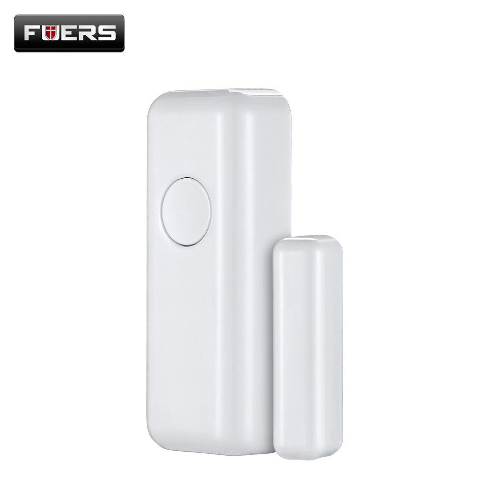 FUERS PB67 Door Window Sensor Detector for PG103 WIFI GPRS GSM Home alarm System with Panic ButtonFUERS PB67 Door Window Sensor Detector for PG103 WIFI GPRS GSM Home alarm System with Panic Button