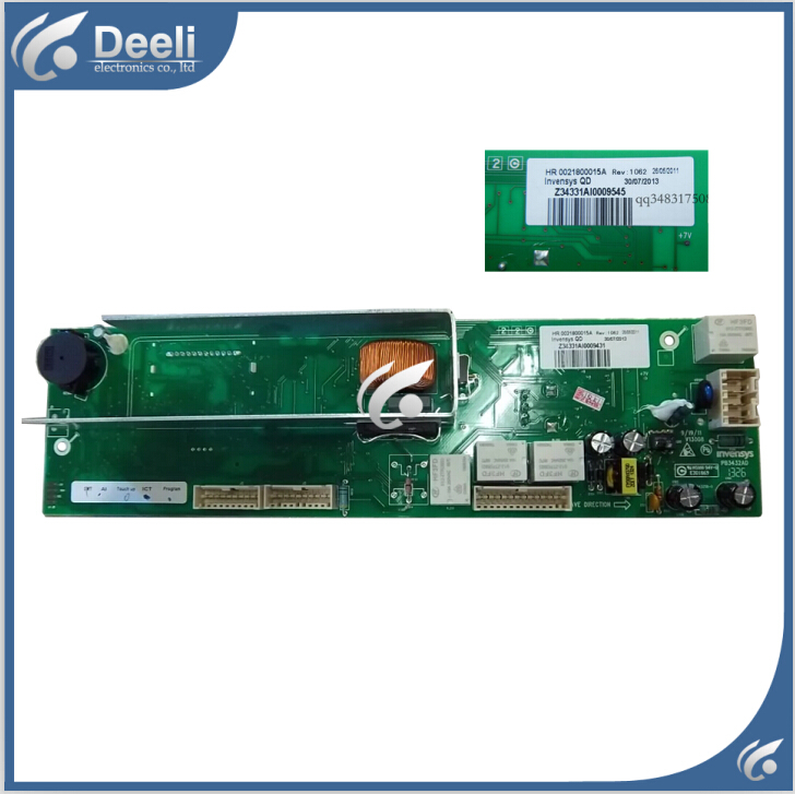 95% new for Washing Machine computer board 0021800015A used board whirlpool washing machine computer board 838b brand new spot commodity