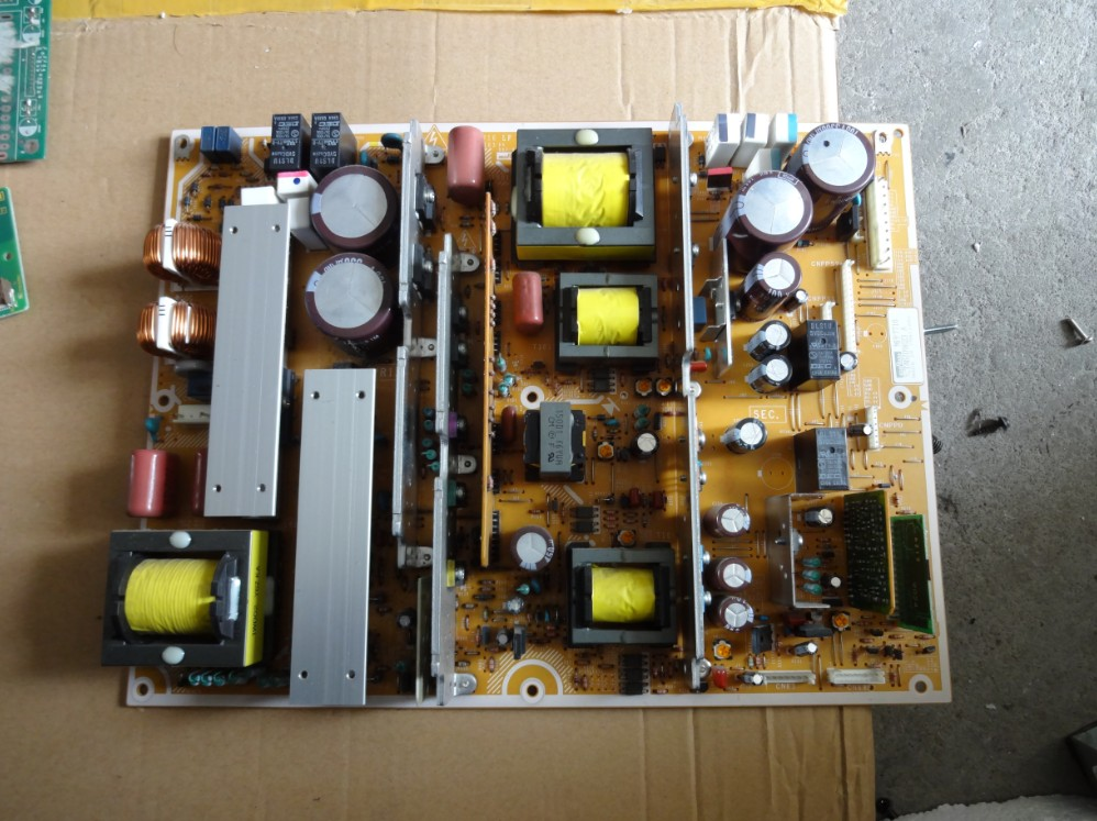 50PD9900TC 50PD9980TC power panel MPF7716 PCPF0163 is used 42pfl9509 power panel 2300kpg109a f is used