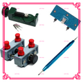 Frete Grátis Assista Kit Repair tool-Caso Titular Caso Opener Ligação Pin Remover Primavera Barra de Ferramentas