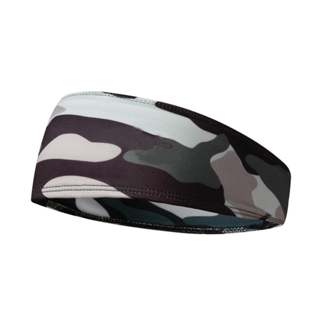 Men/Women Headband Multi-function Anti-sweat Belt Sports Sweat Head Band Hair Band Sweatband Tennis Basketball Yoga Headband 3