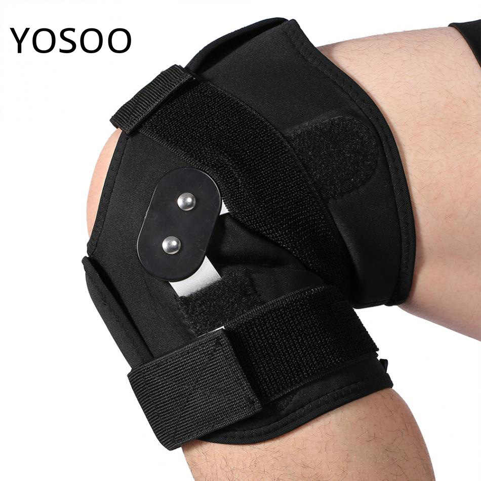9c2caed77e Detail Feedback Questions about Adjustable Medical Knee Brace Support  Orthosis Patella Knee Fixing Pad Sleeve Knee Splint Support for Arthritis  Pain Relief ...