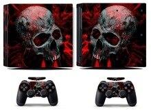 Skull 251 PS4 Pro Skin Sticker Vinyl Decal