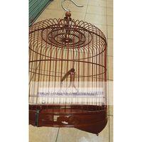 1 PCS Bamboo bird cage 30 28 26 24 22 cm 64 60 56 52 48 (prop) bird cage