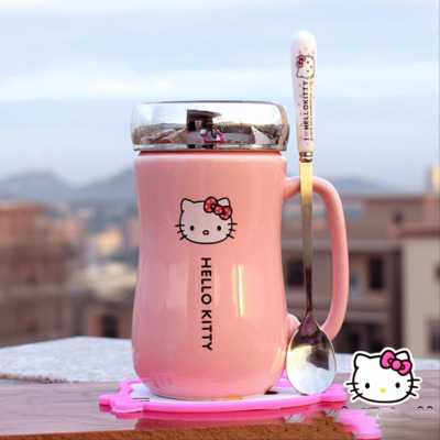 Hello kitty water kettle
