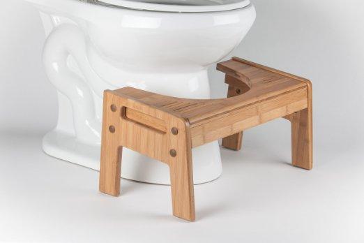 Trasporto libero bagno di casa sgabello wc accovacciata bagno