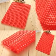 Пирамида сковорода антипригарный жир силиконовый коврик для кухни противень лист Горячий