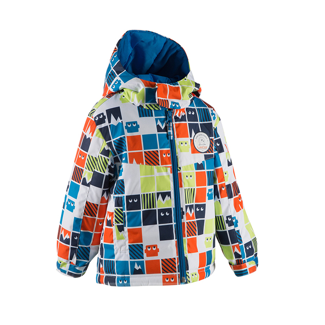 1bf6da4d7651 Winter Children  s Cotton Padded Baby Boy And Girl Thicker ...