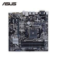 Asus PRIME B350M-A Original Used Desktop Motherboard AMD B350 Socket Socket AM4 AMD Ryzen DDR4 64G SATA3 USB3.1 Micro-ATX