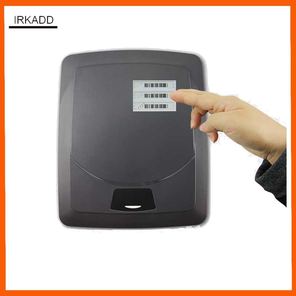 Sistema do detector da etiqueta do desativador do laber do supermercado da etiqueta do sistema 58 khz do eas para o som e a luz