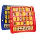 Festa de Família Jogo de Tabuleiro Interativo ADIVINHAR QUEM é O Jogo Diante Do Mistério 2 + Jogadores Brinquedos Desenvolvimento Da Inteligência