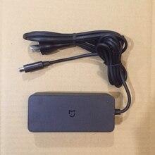 Ładowarka elektryczna Skatebaord ładowarka 42v 1.7A wtyczka amerykańska do Xiaomi Mijia M365 akcesoria do skuterów elektrycznych oryginalna ładowarka