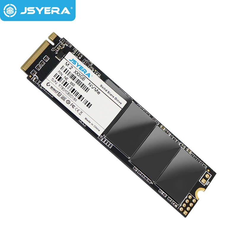 JSYERA M.2 PCIe 128GB 2280 NVMe 3.1 NGFF SSD 22X80 mm M ...