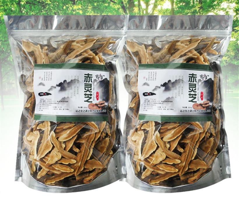 US $24 77 |New ! 500 g Reishi Mushrooms Tea*Ganoderma Lucidum Natural  Herbal Tea*Good For Health,Ganoderma Lucidum Slices Herbs on Aliexpress com  |