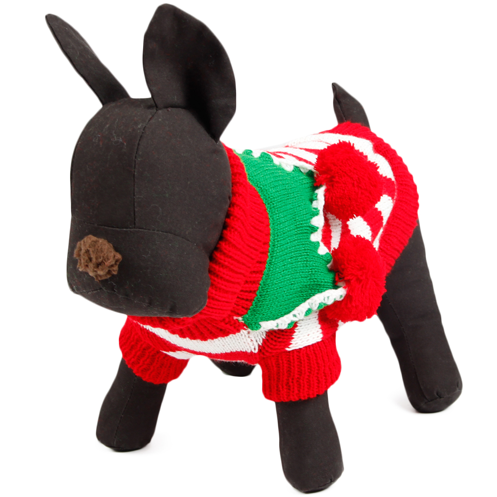 Exceptional Free Shipping Pet Sweater Stripe Design Dog Clos Puppysweater Fashion Clothing Dogs Dog Sweaters From Home Gardenon Free Shipping Pet Sweater Stripe Design Dog Clos