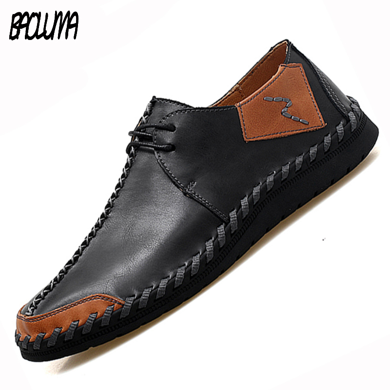 Men Tenis Casua Shoes Cow   Leather   New Fashion Light Comfortable Adult Brand Male Flats Shoes Split   Leather   Moccasins   Suede   Shoes