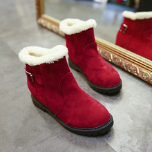2019 New Arrival Popular Women Winter Boots Fashion Warm Cute Winter Boots For Women Platform Booties Women Snow Boots Flat недорого
