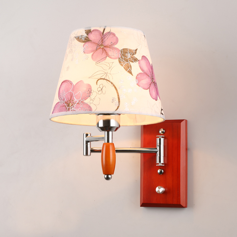 corner wall lamps retractable wall lights led home wall lighting swing arm bedside wall sconce vintage bathroom lights