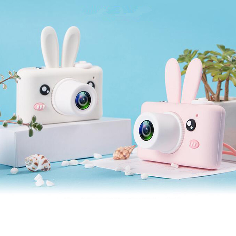 Mini appareil photo numérique de bande dessinée jouets appareil photo numérique éducatif petit appareil photo reflex photographie cadeau d'anniversaire appareil photo pour enfants