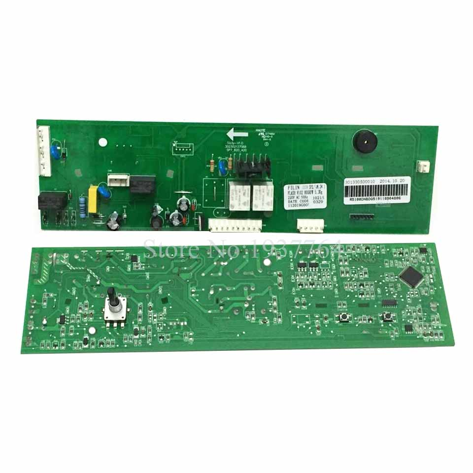 good High-quality for Midea washing machine Computer board MG53-8031 TG53-8028 TG53-Z8028 301330500010 board good working high quality for lg washing machine computer board wd n10310d ebr61282428 ebr61282527 board