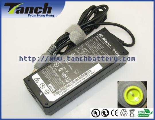 Laptop ac adapters voor LENOVO ThinkPad X201 92P1105 40Y7696 SL500 - Notebook accessoires