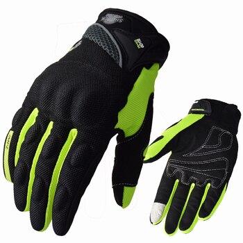 Suomy Motorcycle gloves Summer Breathable Racing Luva Motoqueiro Guantes Motocicleta Luvas de Cycling ATV Rider Protector gloves 2