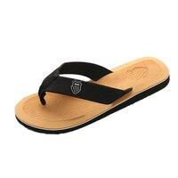 SIKETU Bath Men Flip Flops Male Mixed Color Slippers Men Casual PVC EVA Shoes Summer Fashion Beach Sandals Size 40~44 A30