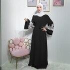Muslim Dress Abaya F...