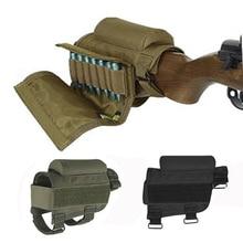 Hunting Shotgun Airsoft Cartridge Belt Tactical Gauge Ammo Holder accessories Military gun Tactical Crown Cheek