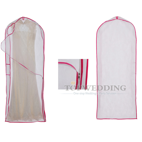 Wedding Dress Bag Garment Bags Bridal Gown Cover Clothes