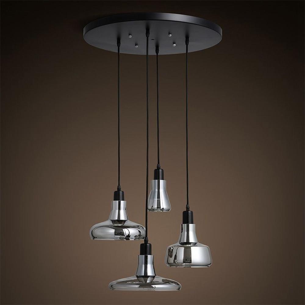 Italy Modern High Power LED Porch Glass Pendant Lights