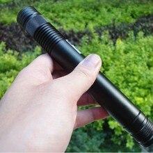 450nm регулируемый фокус Синий лазерная указка ручка и батарея и зарядное устройство очки