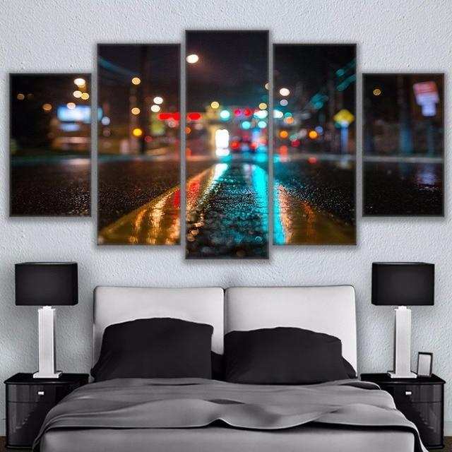 Lienzo pinturas Decoración para el hogar pared arte HD imprime ...