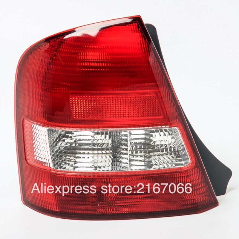 Tail Lights for MAZDA FAMILIA / 323 1998 1999 2000 2001 2002 SEDAN PROTEGE Rear Lamps LEFT