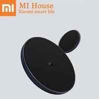 Chargeur sans fil d'origine Xiao mi Qi chargeur rapide intelligent type-c chargeur rapide pour mi mi X 2 S iPhone samsung adaptateur de tête de Charge