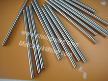 3*60mm K TYpe Thermocouple tube SS Material One End Close