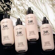 Foundation Basis Make-Up Professionelle Gesicht Matte Finish Flüssige Make Up Concealer Creme Wasserdicht Natürliche Kosmetische