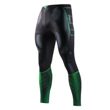 Men's 3D Fitness Compression Leggings [6 colors]