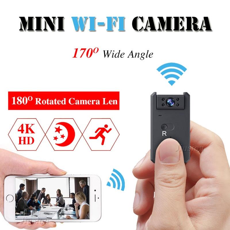 Wi-Fi HD 1080 P мини-камера инфракрасного ночного видения обнаружения движения видеокамера DV цифровой видео аудио рекордер ручка микро дистанцио...