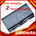 4400mAh Laptop Battery For PA3615U PA3615U-1BRM PA3615U-1BRS PABAS115 PA3615 Equium L40 Satellite L40 series Pro L40 Series